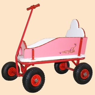 Bollerwagen Modell Kingdom Princess